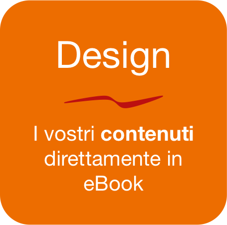 eBook design services: I vostri contenuti direttamente in eBook